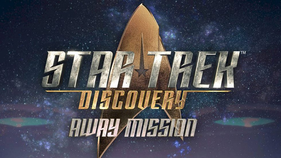 DISCOVERY AWAY MISSION