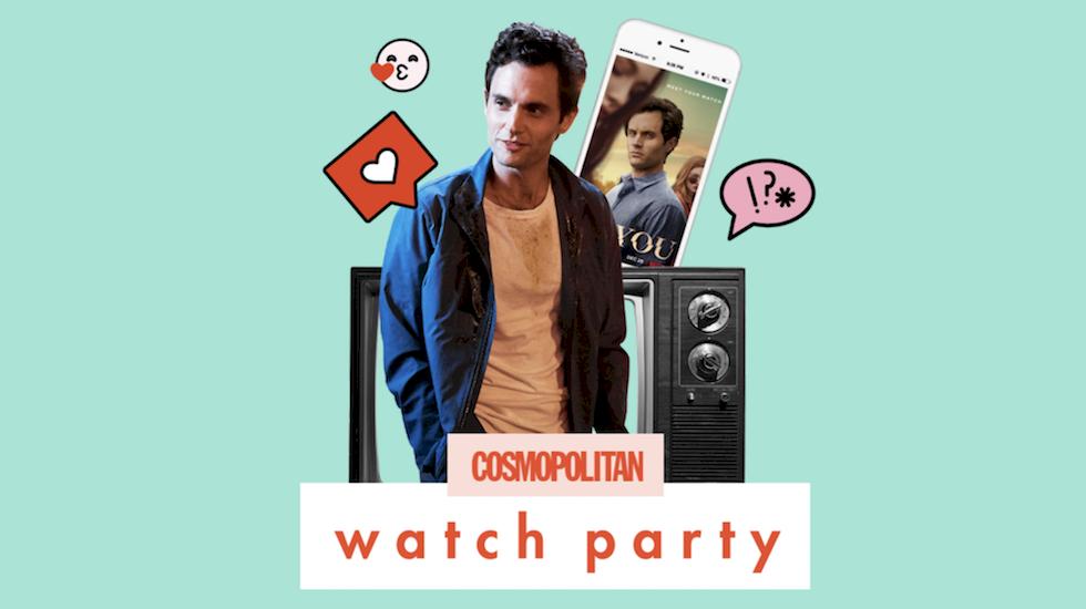 COSMOPOLITAN WATCH PARTY